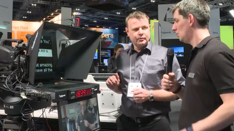 Autocue at BVE 2015