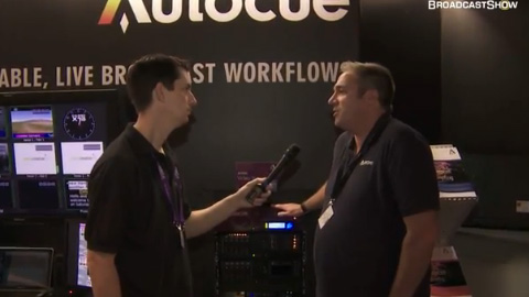 Autocue at IBC2011