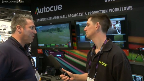Autocue at NAB 2012