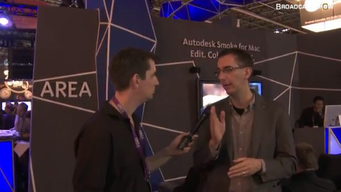Autodesk at IBC2011