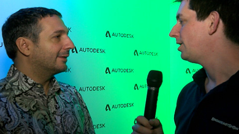 Autodesk at NAB 2013