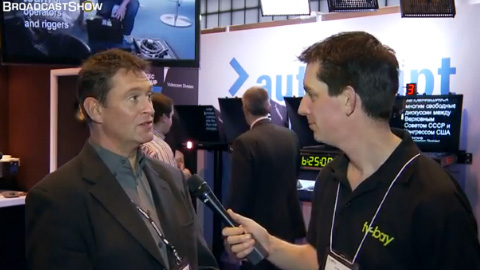 Autoscript at BVE North 2011