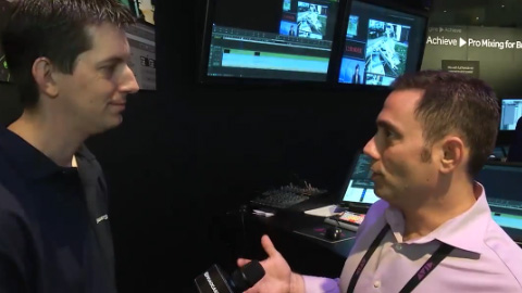 Avid at IBC 2012 Part Two