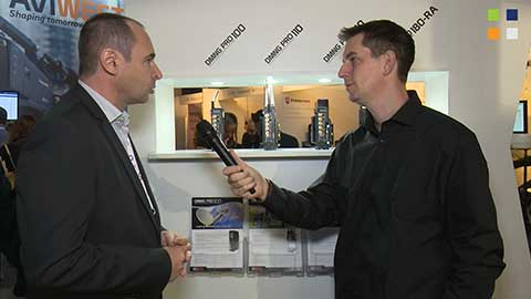 AVIWEST at IBC 2014