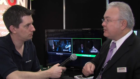 AXON at BVE North 2012