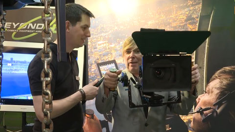BeyondHD - Letus Helix Gimbal System at BVE 2015