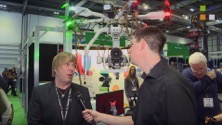 BeyondHD UAVs at BVE 2016