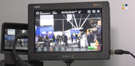 Blackmagic Design 2500NIT HDR Video Assist 126 with BRAW Blackmagic Design at IBC 2019