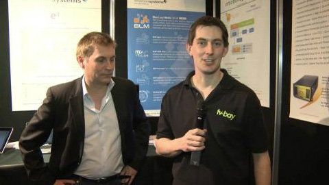 Blue Lucy Media at BVE 2012