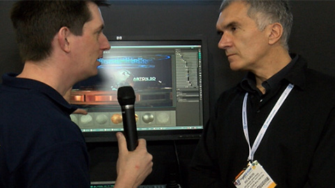 Brainstorm Multimedia: Aston3D at NAB 2013