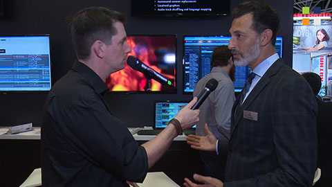 BroadStream ARMADA at IBC 2014