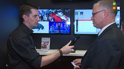 BroadStream CURRENT at IBC 2014