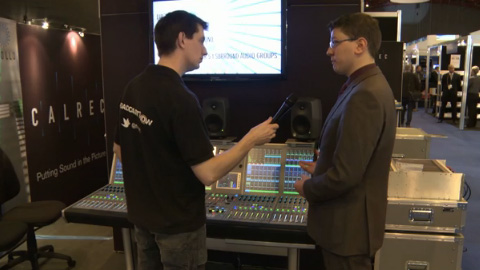 Calrec at BVE 2012
