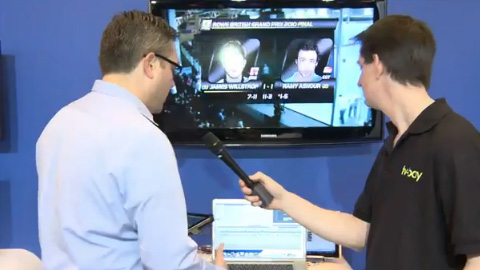 Chyron at BVE 2012