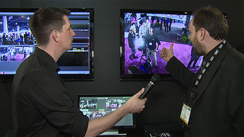Cinegy at NAB 2014