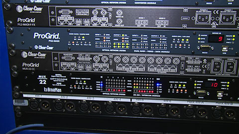 Clear-Com ProGrid at NAB 2014