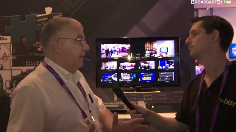 Datavideo at IBC2011