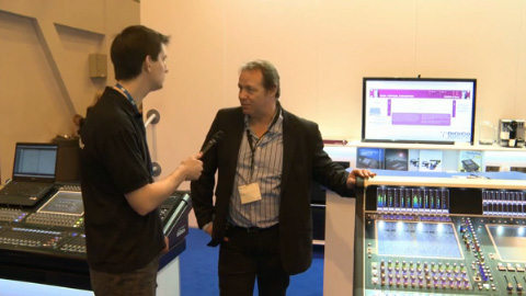 DiGiCo at BVE 2012