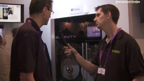 Digital Film Technology at IBC2011