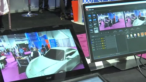 EGRIPMENT and VENTUZ at NAB 2015