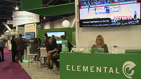 Elemental Technologies Multiscreen Solutions at NAB 2014