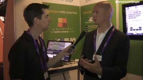 EMEA Gateway at IBC2011