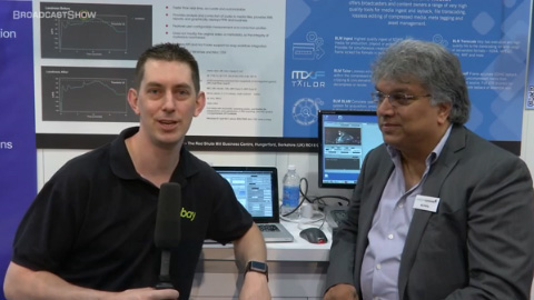 Emotion Systems at NAB 2012