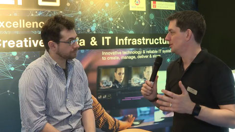 ERA - Adobe Anywhere - at BVE 2015