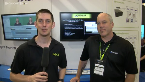 Facilis at NAB 2012