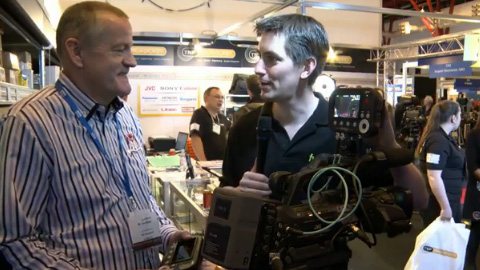 FFV and TNP at BVE 2012