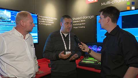 Fibrenetix with Quadrus at IBC 2014
