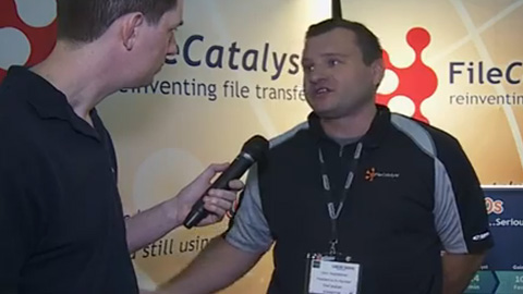 File Catalyst at BVE 2013