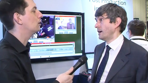 Forbidden Technologies FORscene at BVE 2014