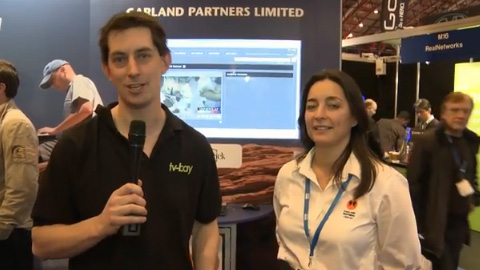 Garland Partners at BVE 2012