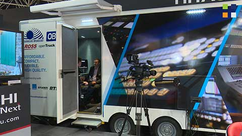 Gearhouse Broadcast OBLite at IBC 2014