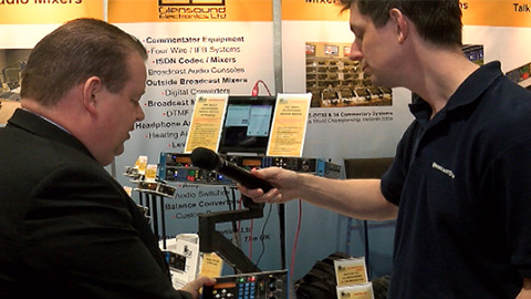 Glensound: RECCE HD at NAB 2013