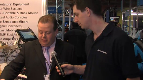 Glensound at BVE North 2012