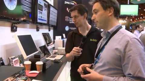 Global Distribution at BVE 2012