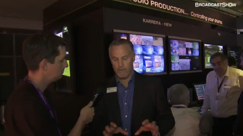 Grass Valley at IBC2011