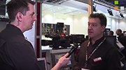 Guided tour of the Holdan Stand at BVE 2016