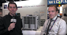 Guntermann and Drunck at NAB 2016