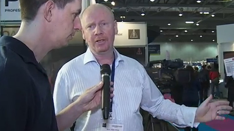 Ianiro at BVE 2013
