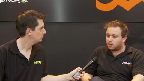 Jigsaw at BVE North 2011