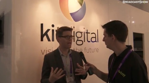 Kit Digital at IBC2011