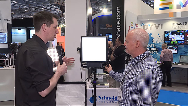 Litepanels at BVE 2016