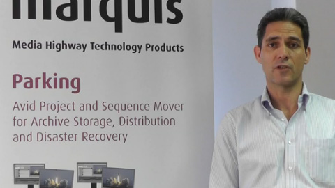 Marquis at BVE 2012