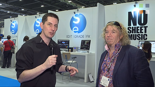 Marshall InfoTech at BVE 2016