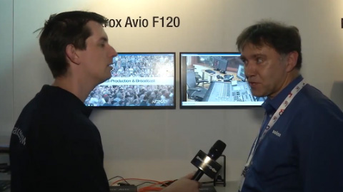 Matrox Graphics at IBC 2012 Part One