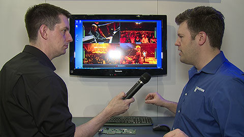 Matrox Capture Card at NAB 2014