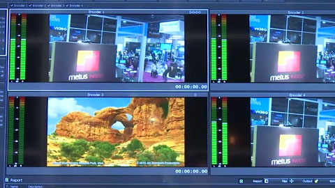 METUS INGEST at NAB 2015
